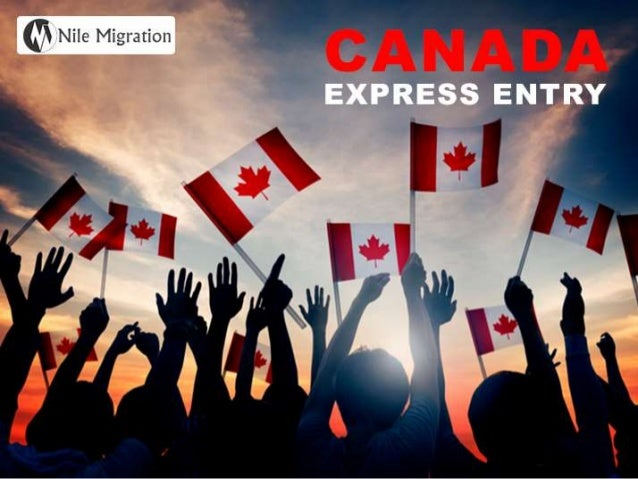 Canada Express Entry Process