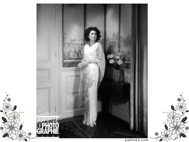 Princess Niloufer, the most beautiful woman of her time