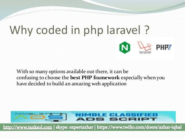 Nimble Classified Ads PHP Laravel Script - OLX Clone