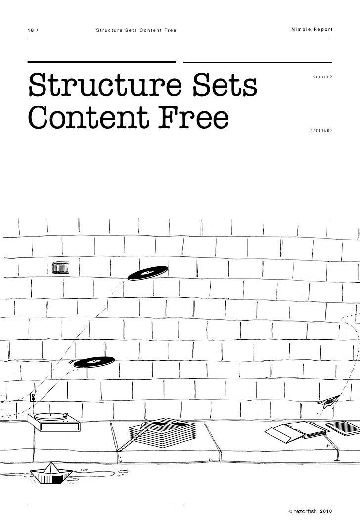 18 /   Structure Sets Content Free   Nimble Report     Structure Sets                                            <title>  ...