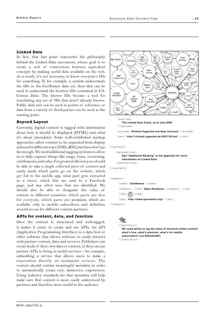 Nimble Report                                                 Structure Sets Content Free                                 ...