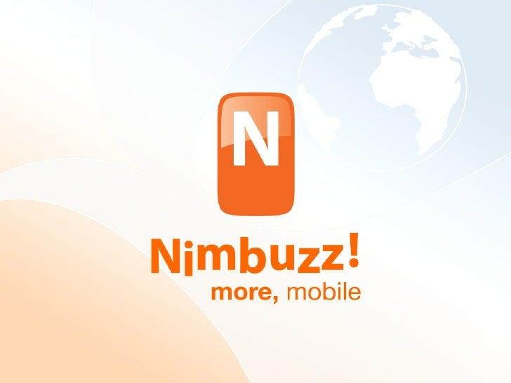 Web Performance & Operations Meetup2 march 2012Ahmed Omar – omar@nimbuzz.nlNico Klasens – nico@nimbuzz.nl                 ...