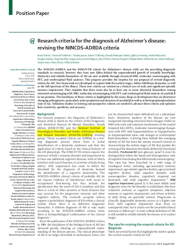 alzheimers disease research paper 2 essay Alzheimer's disease and aging research papers paper masters can custom write an alzheimer's disease and aging research paper.