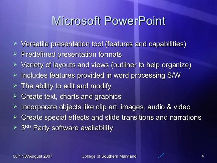 nine easy steps to creating a ppt presentation