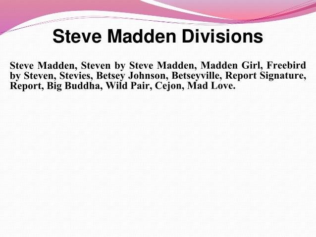 Steven By Steve Madden Logo