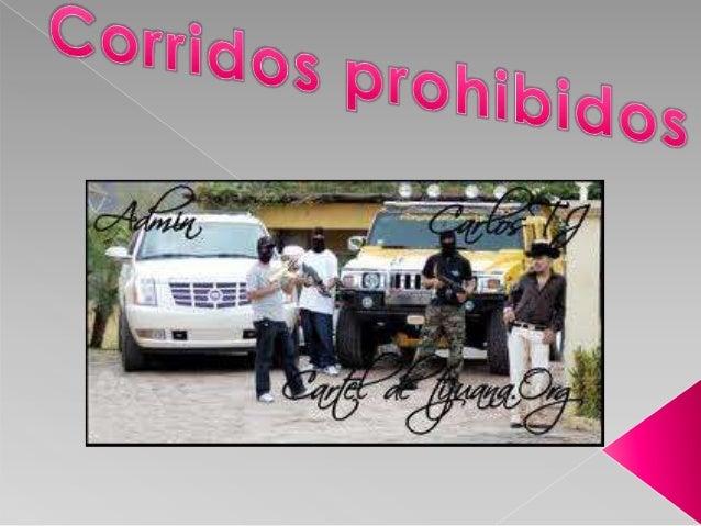 El narcocorrido es un subgénero de la música norteña que en los últimos años ha tomado fuerza en México, Estados Unidos y ...