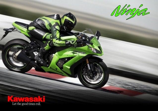 Ninja 650 r brochure