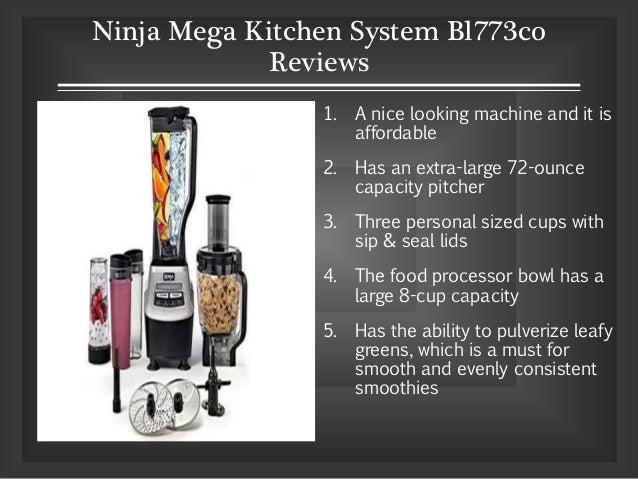 Reviews Ninja Mega Kitchen System