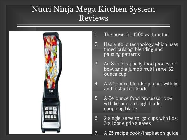 Ninja 3 In 1 Mega Kitchen System Pro | Beaufiful Ninja Mega Kitchen System Reviews Pictures Kitchen Bek