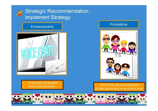 strategic management nintendo wii case Free download program strategic management text and cases 7th edition pdf 5/27/2016 0 comments isbn 9 78 00 77 strategic management:  nintendo's wii.