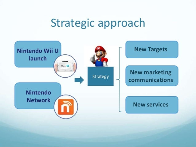 nintendo wii marketing strategy essay Nintendo forgot marketing 101 for wii u it may be easier to push out a more unified global strategy nintendo's historically central role in gaming could be.