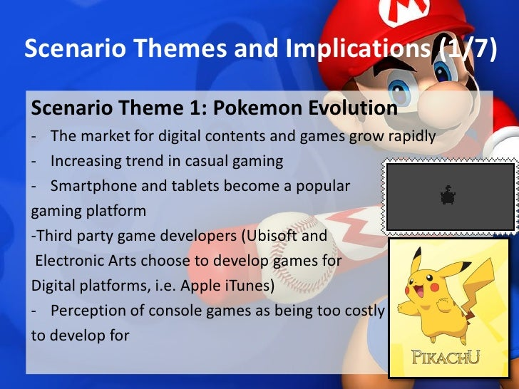 nintendo strategic management Innovation in three case examples of apple, nintendo, and nokia  strategy but  how do managers come up with strategy for innovations and commercialization.