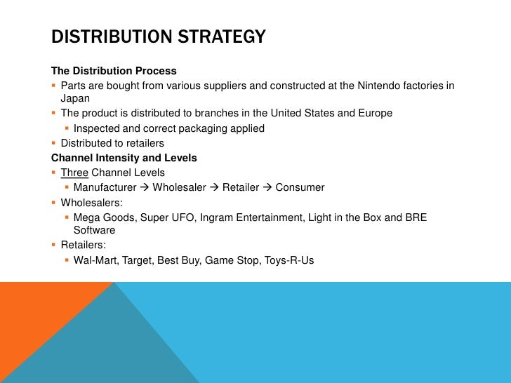nintendo marketing plan With the evolutionary nintendo dsi soon within our grasps, nintendo shares its plan on one of its biggest marketing campaigns to date dsi will be our biggest handheld hardware launch to date and will easily be our biggest campaign this year.