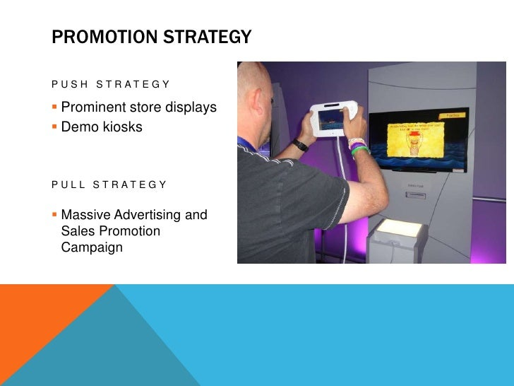 nintendo marketing strategy And of course without saying anything about it, i 8-2-2013 nintendo's wii increased profits and created a new market nintendo marketing strategy.