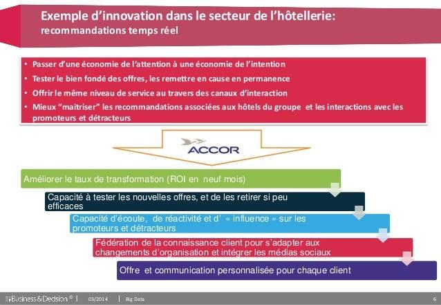 © 6 • Passer d'une économie de l'attention à une économie de l'intention • Tester le bien fondé des offres, les remettre e...