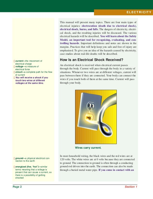 NIOSH electrical safety trades - student manual DHHS (NIOSH) Publica…