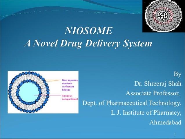 By                    Dr. Shreeraj Shah                Associate Professor,Dept. of Pharmaceutical Technology,          L....