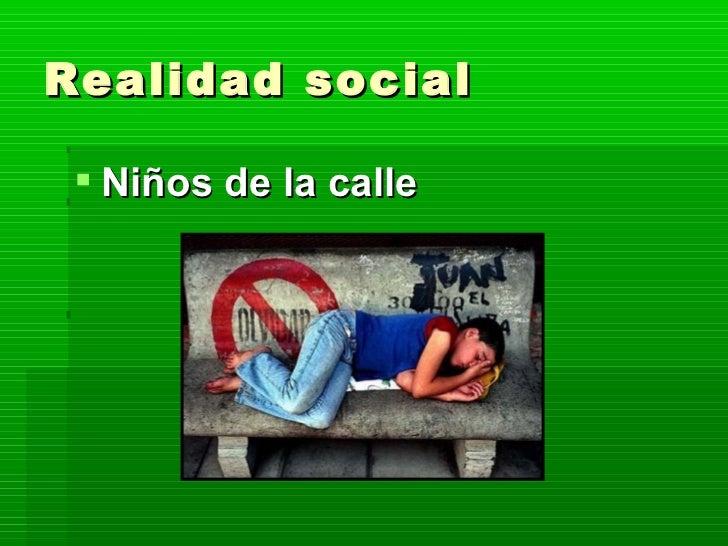 Niños y adolescentes en situacion de riesgo Slide 3
