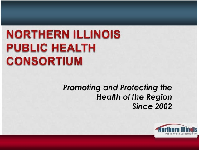Promoting and Protecting the        Health of the Region                  Since 2002