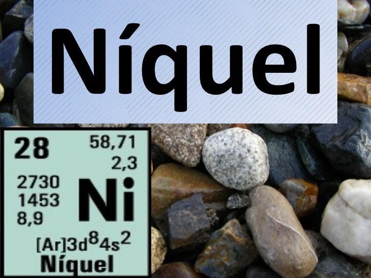 Níquel