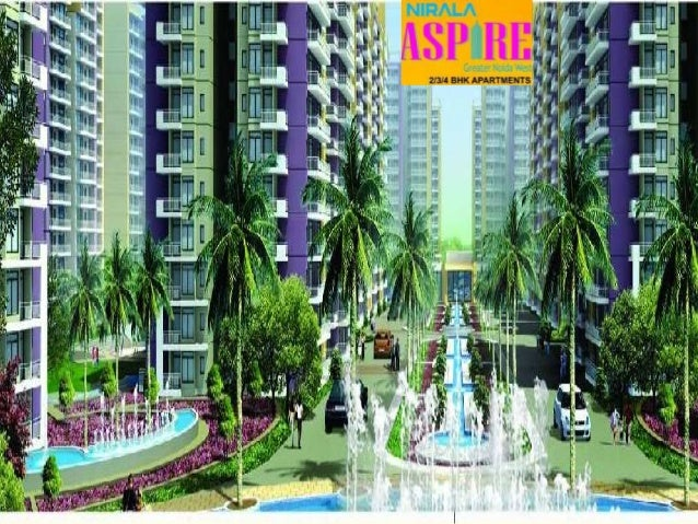 Introduction Nirala Aspire Introduction. Nirala Aspire features. Nirala Aspire Floor Plan. Nirala Aspire Location Map....