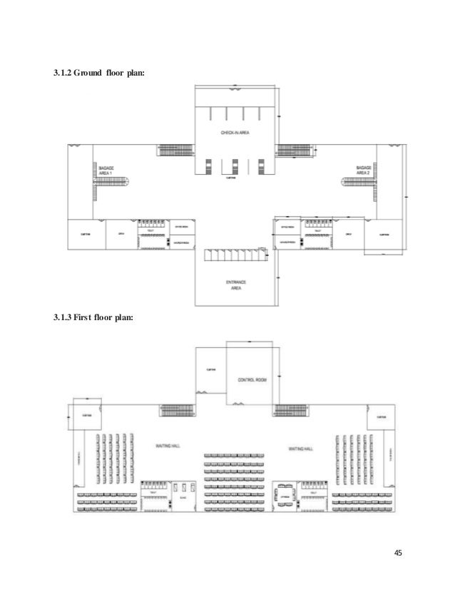 Airport Floor Plan Cad Thefloors Co