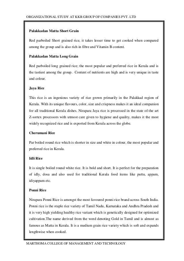Nirapara org study report