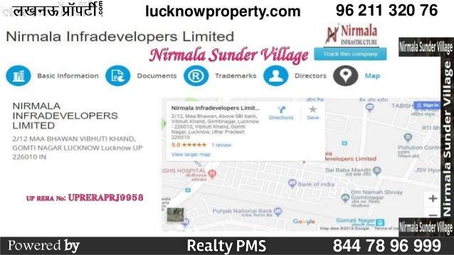 Nirmala Sunder Village | Realty PMS | Lucknow Property