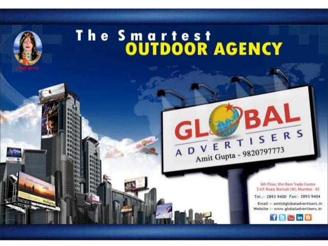 Global Advertisers Customized Deals