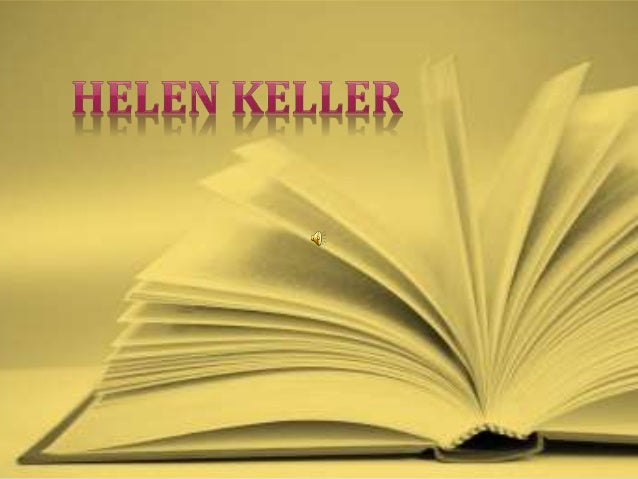an introduction to the life and literature by helen keller Helen was an advocate for women and people with disabilities she was in favor of women's right to vote and trade unions she was against war, child labor, and capital punishment helen wrote 12 books including her autobiography, the story of my life.