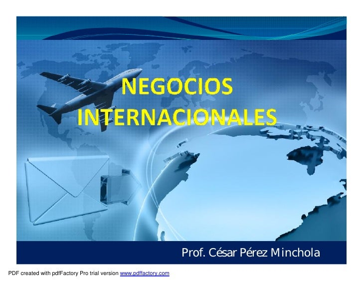 Prof. César Pérez Minchola PDF created with pdfFactory Pro trial version www.pdffactory.com