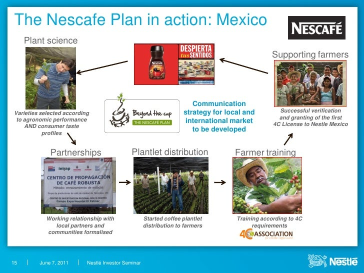 Nestlé puts 36,000 supply chain minds to work