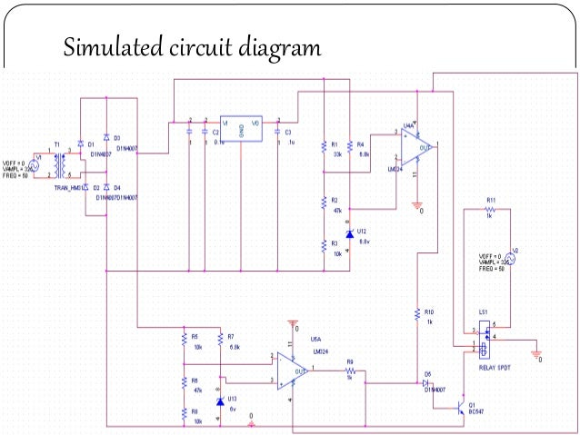 Presentation on over under voltage protection of electrical appliance circuit diagram 5 asfbconference2016 Gallery