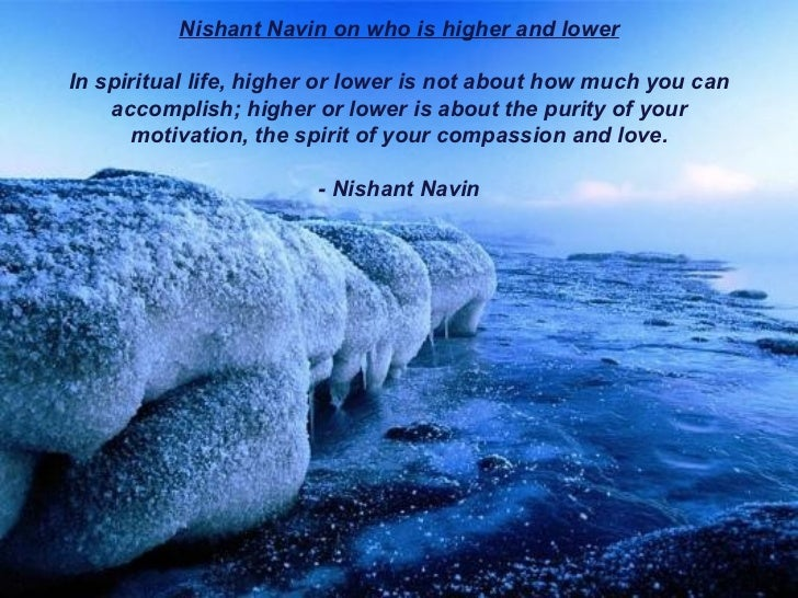 Life Spiritual Quotes Delectable Nishant Navin  Spiritual Quotes