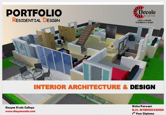 bsc interior design salary in india