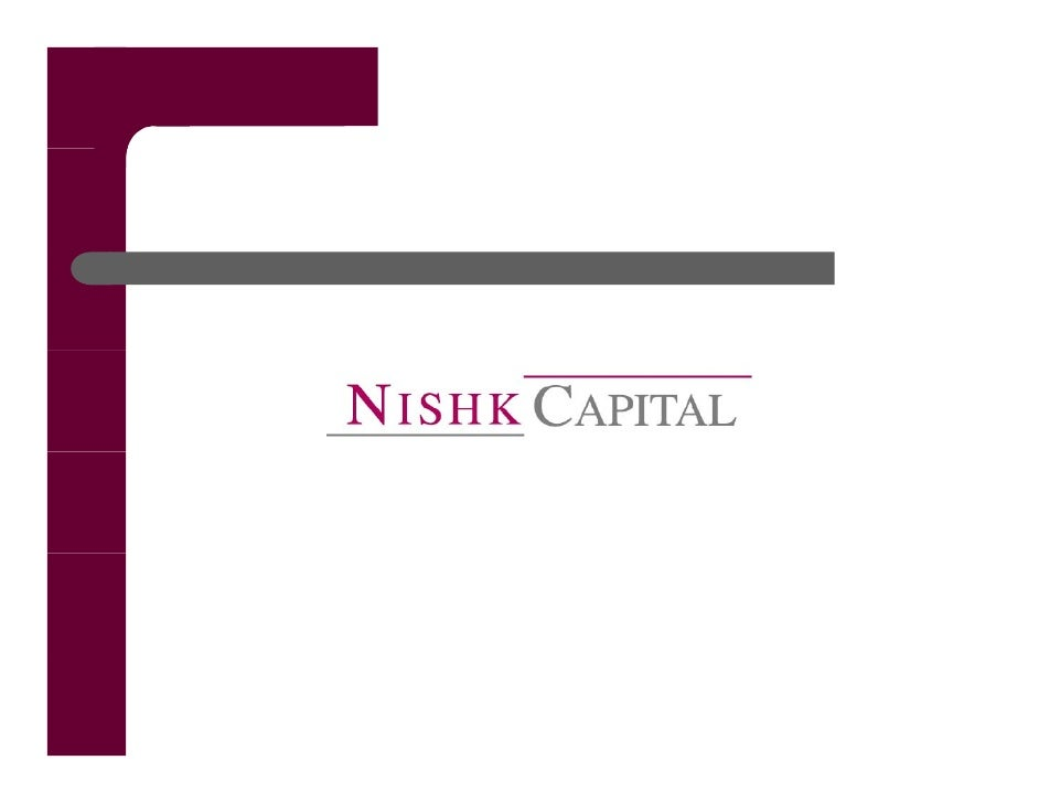 About U Ab t Us    Nishk Capital is a boutique Investment Bank offering services in the  field of Equity Placement, Debt S...