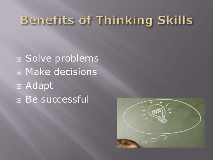 Lack of critical thinking skills in college students