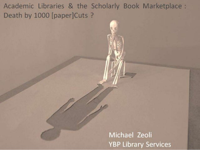 Michael Zeoli YBP Library Services
