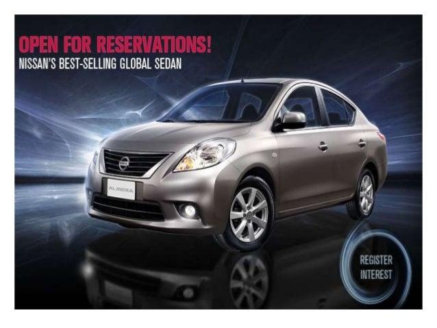 New Nissan ALMERA