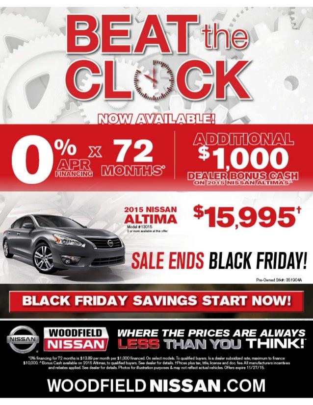 Nissan Black Friday Sale Near Arlington Heights IL. Model #1301 5 2 A Mac  Muilable .4 UN: I: V1fer BLACK