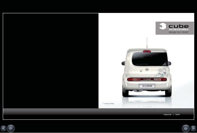 ACCESSOIRES  * Le design par Nissan  *  Imprimer | Sortir