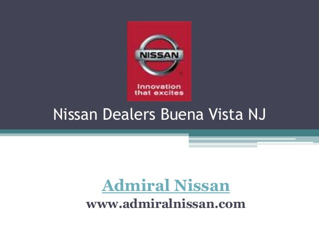 Nissan Dealers In Nj >> Nissan Dealers Buena Vista Nj