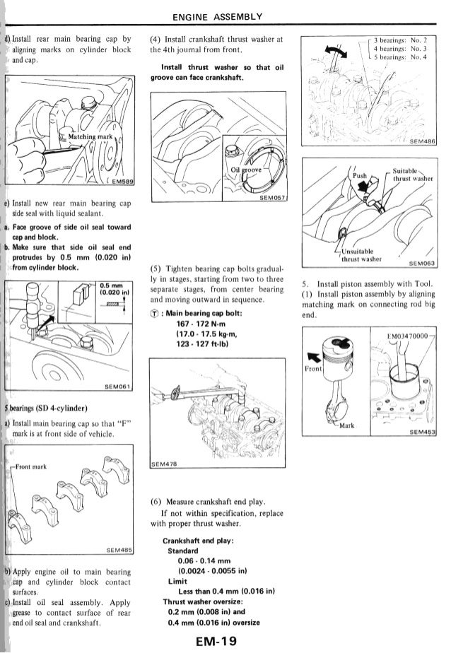 nissan civilian w41 workshop manual