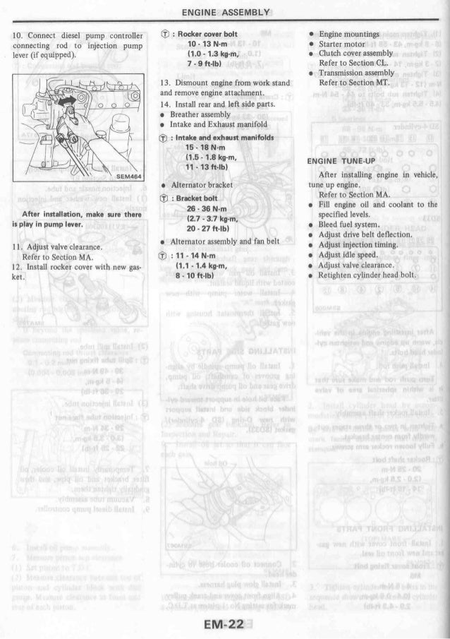 Diesel Kiki Injection Pump Manual Pdf