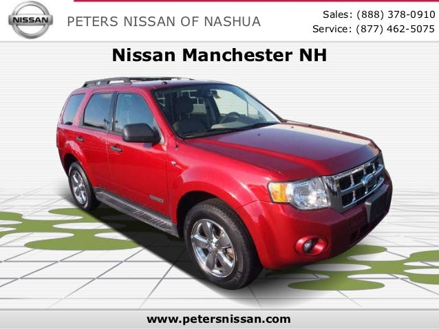 Sales: (888) 378-0910PETERS NISSAN OF NASHUA         Service: (877) 462-5075     Nissan Manchester NH         www.petersni...