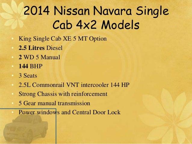nissan navara d22 manual pdf