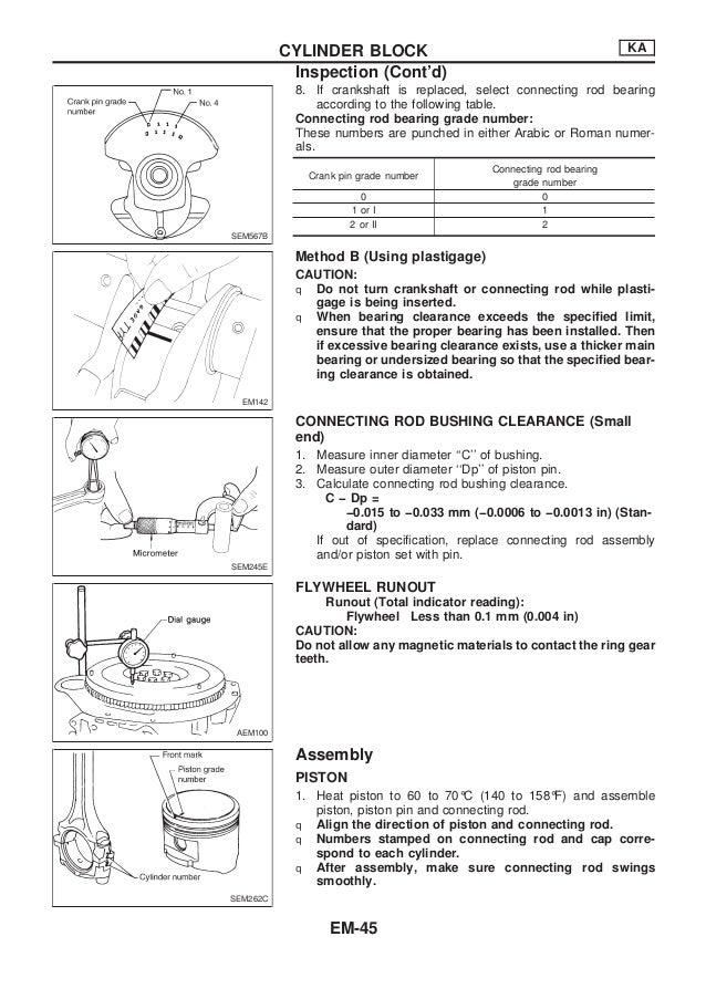 nissan zd30 engine workshop manual pdf