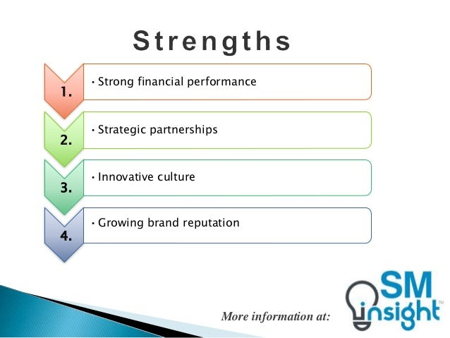 nissan swot analysis Here's the swot analysis of nissan which is a leading automobile manufacturer it is associated with automobiles, marine products and spare parts nissan has started to shine in the electric and hybrid space as well nissan has launched redi-go in india nissan leaf, first pure electric vehicle is also popular.