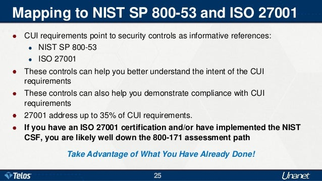 NIST Cybersecurity Requirements for Government Contractors