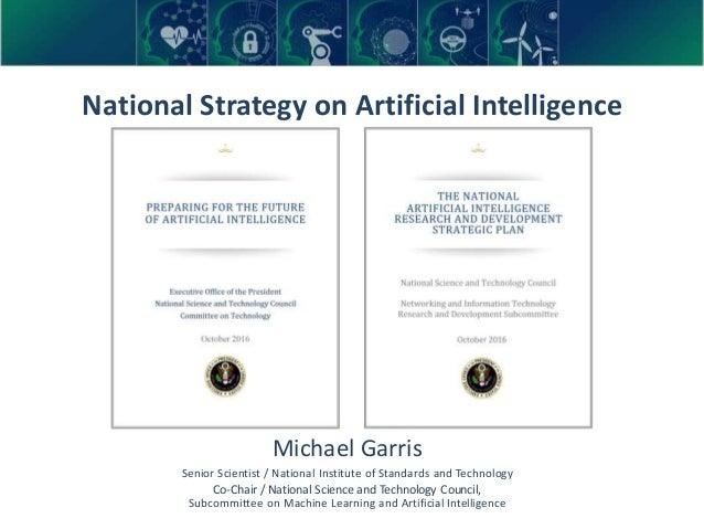 The NIST Machine Learning & AI Initiative